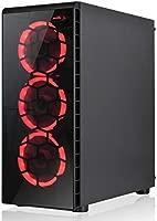 Vibox Pyro GS450-98 Gaming PC Ordenador de sobremesa con 2 Juegos Gratis, Win 10 Pro, 22