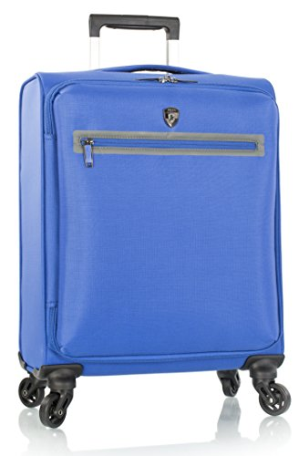 heys-america-hi-tech-xero-the-worlds-lightest-21-inch-spinner-carry-on-luggage-blue