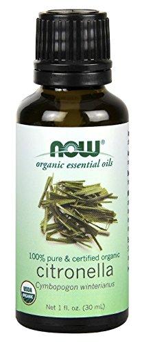 NOW Solutions Organic Citronella Essential