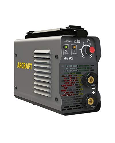 ARCRAFT Arc 80I DC Arc Welder, Inverter, IGBT, 110/120 Volt, 20-75 Amp Output