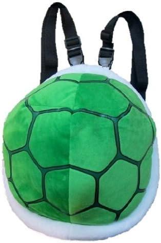 Amazon.com: MMC Koopa viento mochila bolsa tortuga tortuga ...