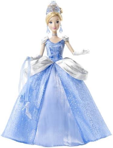 Disney Princesses - W5567 - Poupée et Mini-Poupée - Cendrillon Merveilleuse