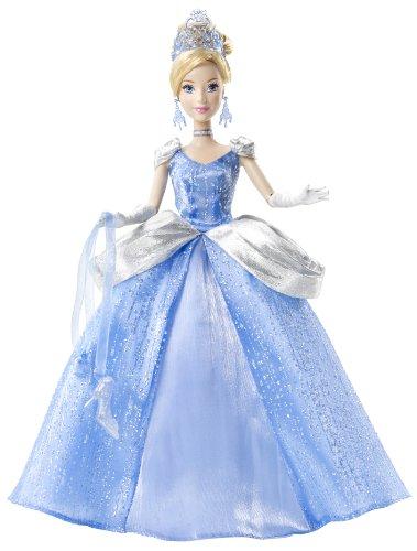 Disney Princess Cinderella Holiday Princess Doll, 2012 ()