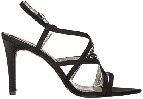 Black Ace Papell Adrianna Pump Satin Women's USIwqPT