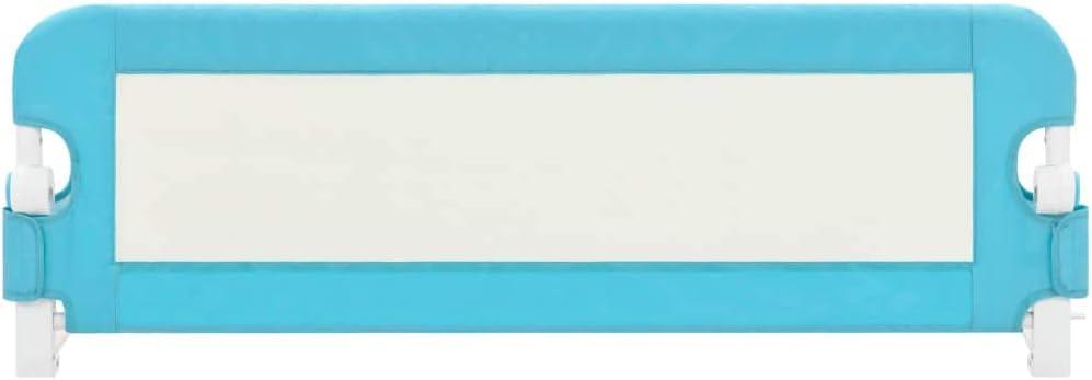 hohes klappbares Bettgitter f/ür Betten Rausfallschutz f/ürs Bett Tidyard Kleinkind-Bettschutzgitter Rausfallschutz Mit durchsichtigem Netzgewebe f/ür Baby /& Kinder 120x42 cm