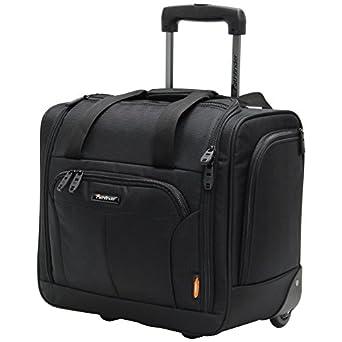 Amazon.com   Pathfinder Luggage Wheeled Suitcase Under Seat Bag ...