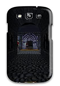 MichelleA Case Cover For Galaxy S3 - Retailer Packaging Thief The Dark Project Protective Case