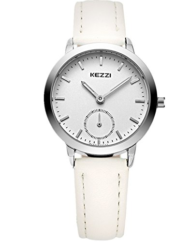 Watches Leather Fashion Waterproof Wristwatches