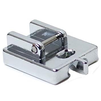 simsel de fijación oculta Invisible cremallera Z pie # 200333001 para Janome máquinas de coser: Amazon.es: Juguetes y juegos