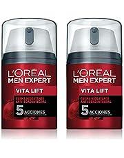 Men Expert Crema antiarrugas para hombre, men expert vitalift (2-pack)