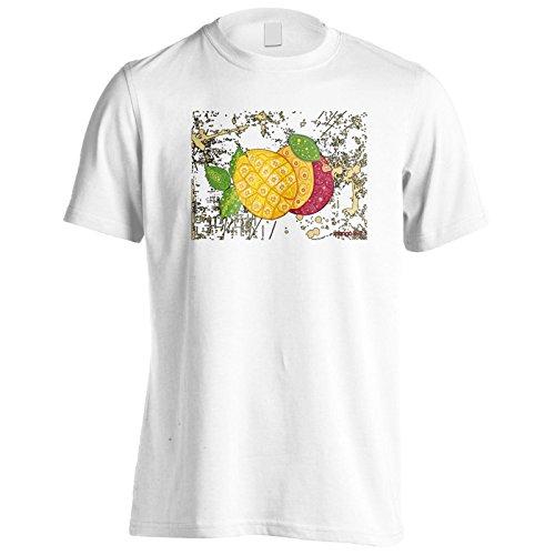 Neue Vintage Hintergrund Mango Herren T-Shirt l499m