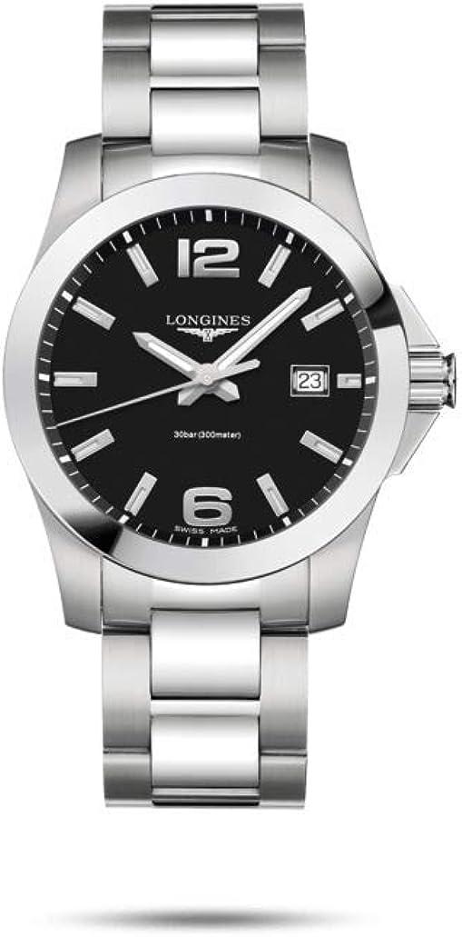 Reloj Longines Conquest Hombre L3.777.4.58.6