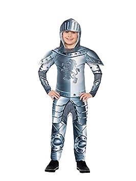 DISBACANAL Disfraz Caballero de Armadura para niño - Único ...
