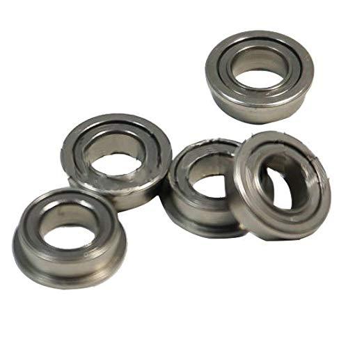 10 Bearing 3x6 Shielded 3x6x2.5 Ball Bearings Pack