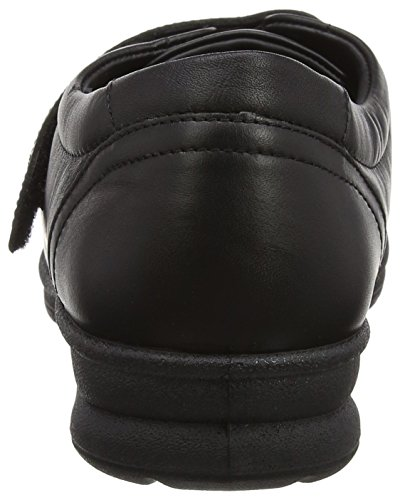 Col black Tacco Punta Scarpe 10 Donna Nero Kerry Padders Chiusa 8P4qxEtt
