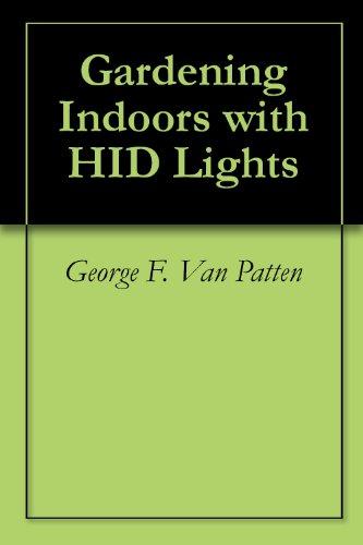 Gardening Indoors With Hid Lights - 3