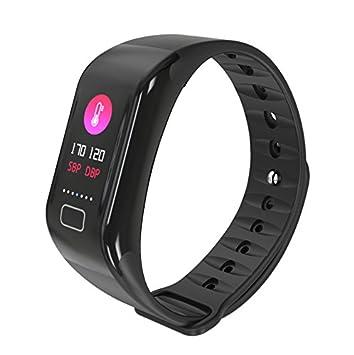 NUEVO. GETFIT (Modelo 2018) – Fitness Tracker con pantalla en color, frecuencia