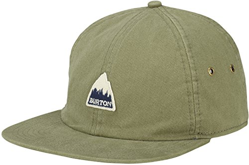 Burton Men's Rad Dad Hat, Dusty Olive, One (Burton Cap Strap)