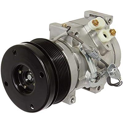Spectra Premium 0610314 Air Conditioning A/C Compressor: Automotive