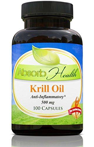 Virgin Krill 500mg Softgels Effective