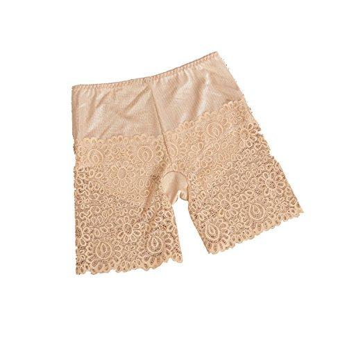 ECYC® Women's Ultra Thin Stretch Safety Pants Short Leggings