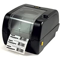 WASP BARCODE TECHNOLOGIES 633808402020 / WPL305 LABEL PRINTER W/PEELER 5IN OD 203DPI 5IPS THERMAL / Monochrome - 5 in/s Mono - 203 dpi - Serial, Parallel, USB