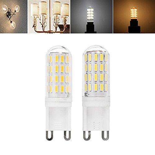 Luces & ----iluminación – G9 2,5 W SMD4014 52 leds