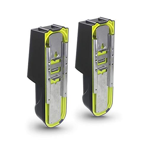 Alarma perimetral 10M foto electrica Placa Solar Baterias ...