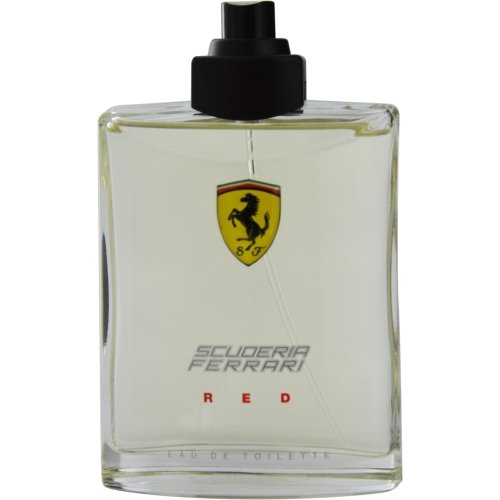 Ferrari Ferrari Scuderia Red Eau De Toilette Spray 125ml/4.2