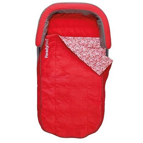 ReadyBed - Colchón hinchable (y saco de dormir en una ...