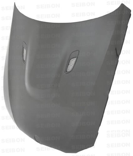 Drift Style Side Skirts (SEIBON OEM-style carbon fiber hood > 2007-2008 BMW E92 M3)