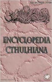 Book Encyclopedia Cthulhiana (Call of Cthulhu Novel) by Daniel Harms (1994-12-24)