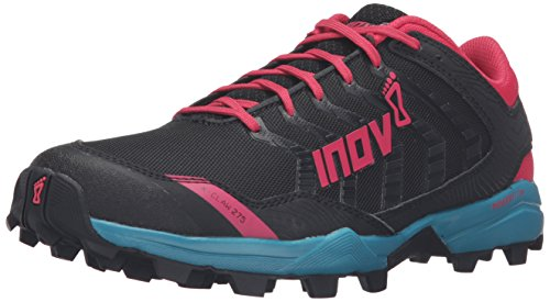 Inov-8 Women's X-Claw™ 275-W Trail Runner, Black/Teal/Berry, 5 UK