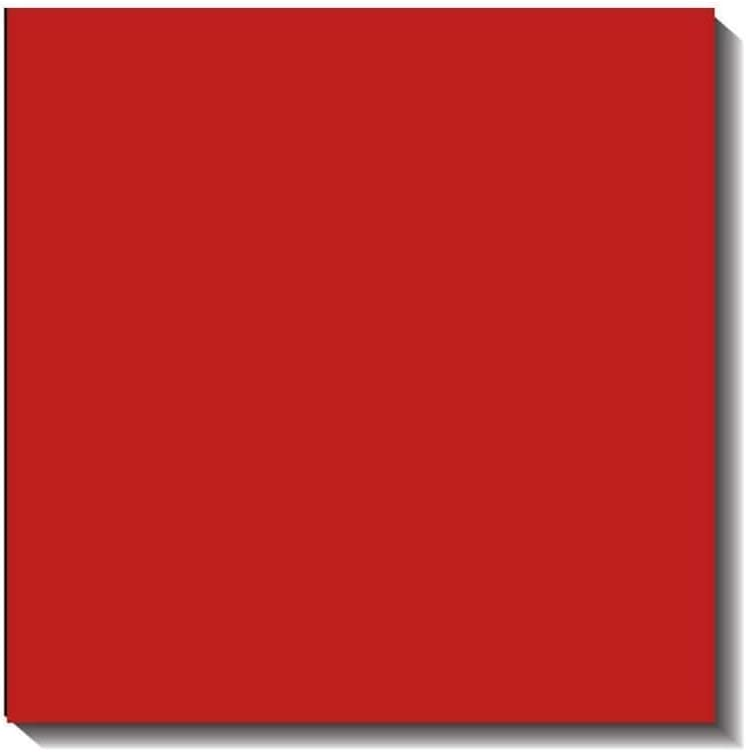 25 Sheets Cardstock Canvas Bazzill Red Bazzill 12 x 12 in