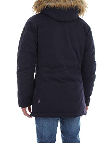 Jacket Mens Blu Skidoo Napapijri Open Long UqAxzI