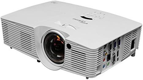 Amazon.com: Optoma X316ST XGA Full 3D Short-Throw Projector ...