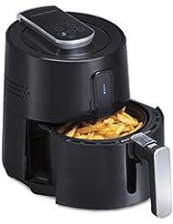 Hamilton Beach 35050 Digital Air Fryer, Black, Large 2.5 Liter Capacity
