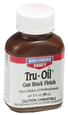 Tru-Oil Stock Finish 3oz State Laws Apply