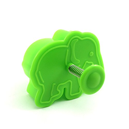 Cartoon Elephant Fondant Sugarcraft Decorating