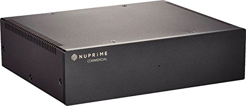 (NuPrime The STA-6 Stereo Amplifier (High End Class A+D Hybrid Design))