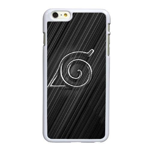 T5O39 Naruto W5F3BI coque iPhone 6 4.7 pouces Cas de couverture de téléphone portable coque blanche RW1AKR6LR