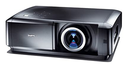 Sanyo PLV-Z5 BK LCD-proyector de 16:9 HDTV-Ready (1100 lúmenes ...
