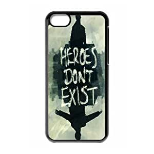 LJF phone case iPhone 5C Phone Case Sherlock F5H7635