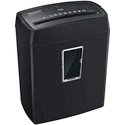bonsaii-6-sheet-cross-cut-paper-shredder
