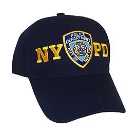NYPD Baseball Cap – New York City Police Department