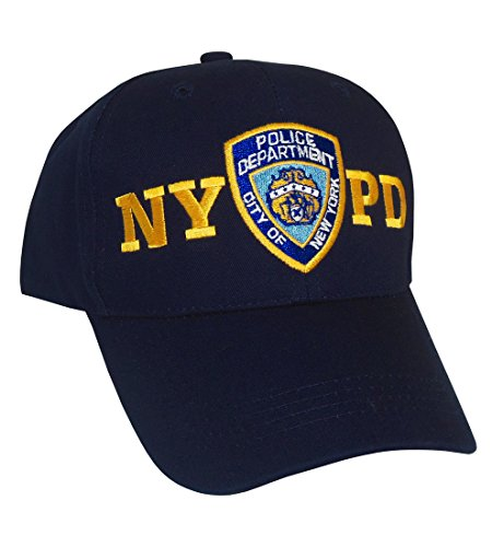 Torkia International NYPD Baseball Cap - New York City Police Department -