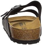 Birkenstock Women's Arizona Sandal Black Oiled