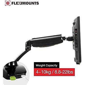 Amazon Com Fleximounts M3h Lcd Arm Desk Mount Support