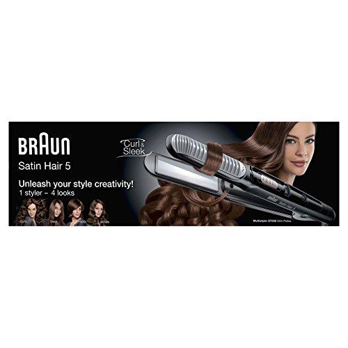 Braun ST550 Styler Ceramic Straightener