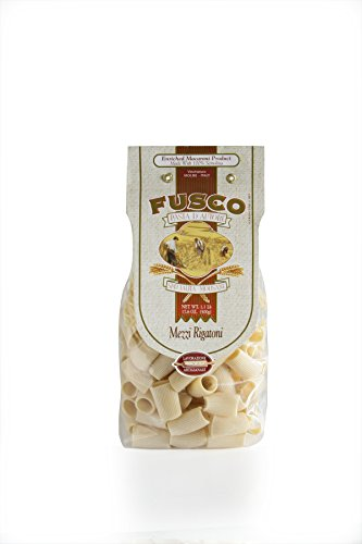 Fusco Mezze Rigatoni, 17.6-Ounces (Pack of 6)